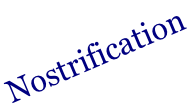 Nostrification
